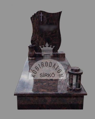 Auróra szimpla gránit sírkő - Akciós ár: 540 000  Ft
