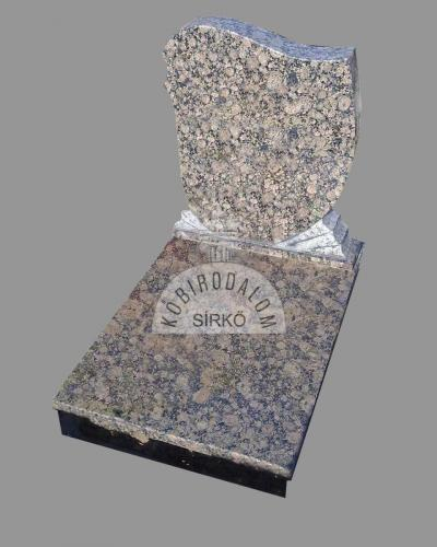 Baltic Brown urna gránit sírkő - Ár: 190 000  Ft