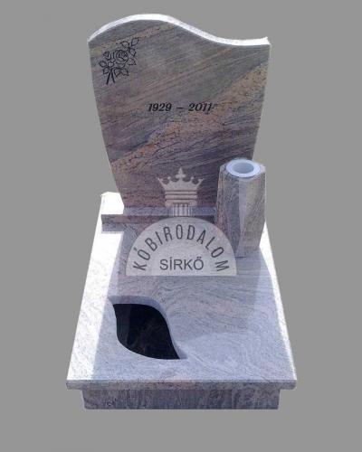 Jupparana Colombo urna gránit sírkő - Ár: 200 000  Ft