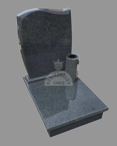 Kobra gránit urna gránit sírkő - Akciós ár:  185 000