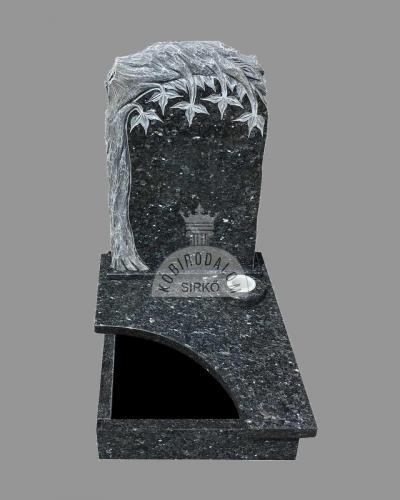 Labrador Blue gránit urna sírkő - Ár: 260 000  Ft