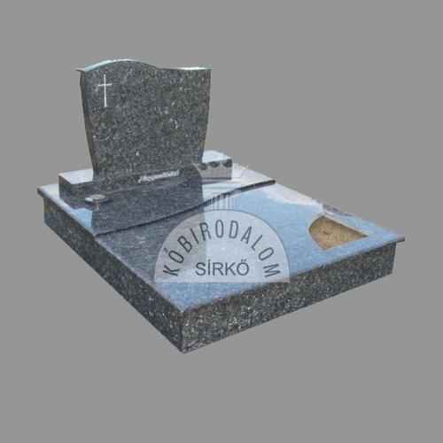 Labrador dupla gránit sírkő - Akciós ár: 1 350 000  Ft