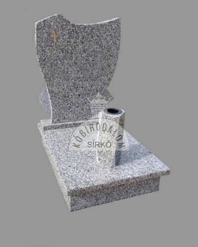 Mountain Pink urna gránit sírkő - Ár: 180 000  Ft