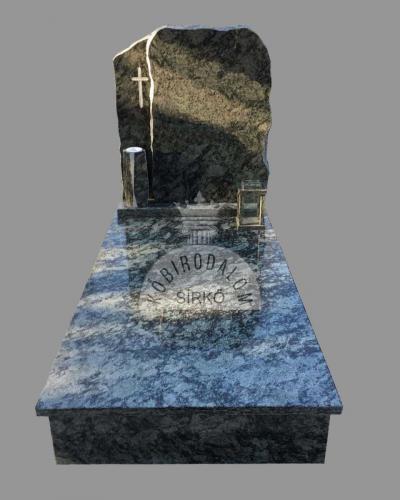 OIlive Green szimpla gránit sírkő - Akciós ár: 535 000  Ft
