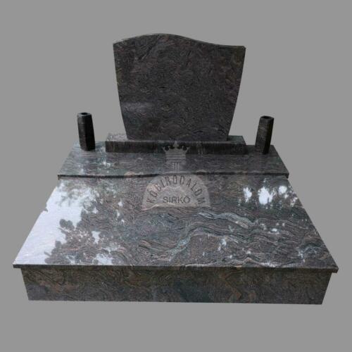 Paradiso gránit dupla sírkő - Ár: 890 000  Ft