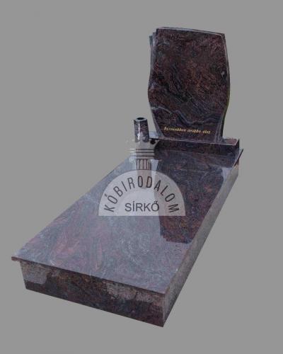 Paradiso szimpla gránit sírkő - Akciós ár: 470 000  Ft