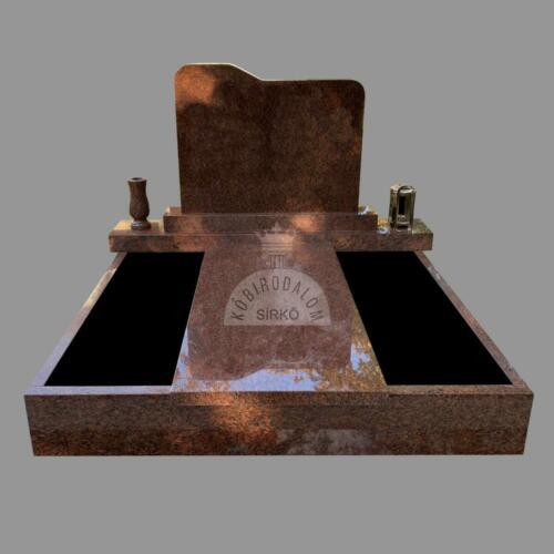 Vanga gránit dupla sírkő - Ár: 990 000  Ft